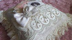 Lace Pocket Pillow - https://www.youtube.com/watch?v=bvjVZHAD_e8