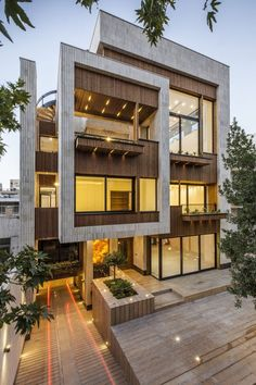 Modern Home Luxury, Mehrabad House / Sarsayeh Architectural Office #luxuryofficedesign