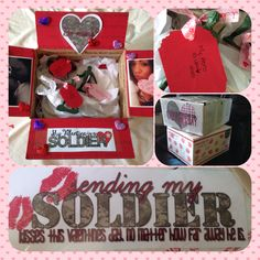 Sending lots of love to my soldier this valentines day. (Graphics are by pretty little graphics)    Keywords: military girlfriend, valentines day, milso, army girlfriend, army wife, care package