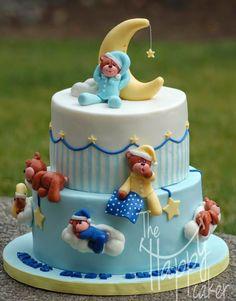 Comestible Tatty Teddy Bear Cake Topper Texturé Baby Shower//baptême anniversaire
