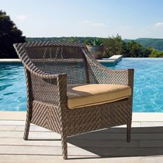Hawaii Lounge Outdoor Patio Armchair