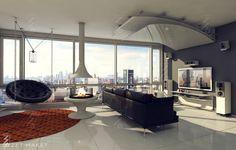 Apartament. Moscow