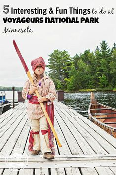 5 Fun and Interesting Things to do at Voyageurs National Park in Minnesota. We absolutely loved this park!