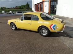 #Renault #Alpine #A110 #GT4