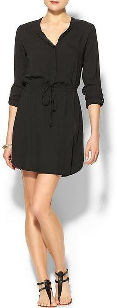 Splendid Shirt Dress #piperlime