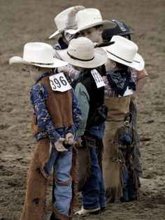 There is nothing better in life than rodeo friends! My children will def have these... just like I did!
