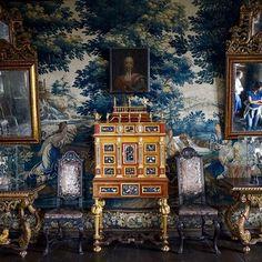 Rosenborg Castle, Copenhagen via Lisa Borgnes Giramonti instagram