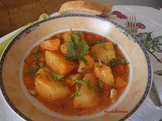 Кулинарни изкушения с Нели: Картофена яхния