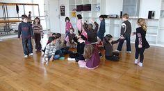 (Essai de) Danse naturelle en maternelle | Coop'ICEM
