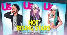 Kendall and Kylie Jenner help fans land the cover of Us Weekly in their mobile game — get the details!