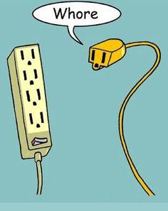 funny cartoon joke 9