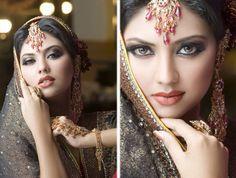 {Bridal Makeup Portfolio - Mona Jamal}