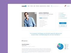 linkedin dribbble 620x465 20 Creative Redesign Concepts