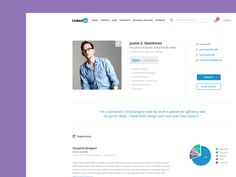 linkedin dribbble 620x465 20 Creative Redesign Concepts