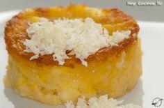 Tortas de maíz tierno