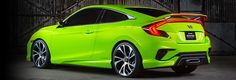 Honda Civic Concept - Official Site