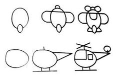 Image result for toddler drawing simple
