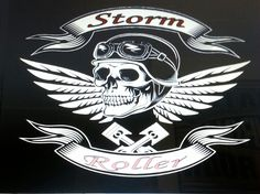 """My cousin Lou's band-Storm Roller---Storm Roller is ready to have fun delivering some of the best Classic and Southern Rock!! """"Here's to Kicking Ass & Rolling through whatever storms come your way in life!"""" ~ Storm Roller--<3 ya Cuz {GM}"""