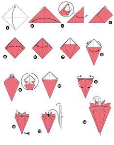 Origami Paraplu