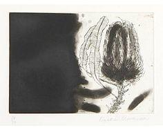 BANKSIA   By Elizabeth Blackadder     Creation Date: 1989