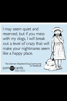 dont mess with my dog