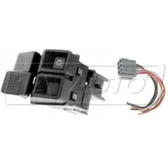 1987 - 1993 Ford Mustang Headlight Switch with Plug & Wiring Pigtail for Models (without Fog Lights)