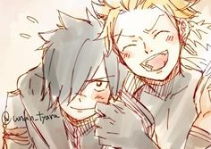 Sting and Rouge Fairy Tail Rogue, Fairy Tail Sting, Anime Love, Anime Guys, Fairy Tail Sabertooth, Manga, Fairy Tail Dragon Slayer, Fairy Tail Pictures, Lyon