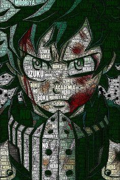 Izuku Midoriya - Boku no Hero Academia | My Hero Academia by QShiro