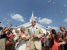 wedding departure, dallas wedding planner — Grit + Gold