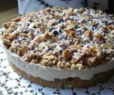 Rezept Eiskaffee-Sahne-Torte von Thermo-karin - Rezept der Kategorie Backen süß