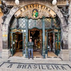 Lisbon, Portugal's Most Famous Coffeehouse