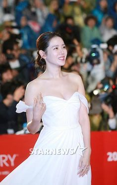2015 Busan International Film Festival's opening red carpet » Sohn Ye-jin