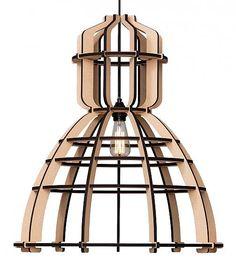 Het Lichtlab hanglamp no.19XL industrielamp (by Olaf Weller)