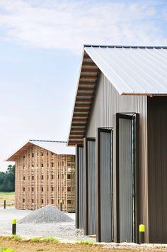 ShowCase: Mason Lane Farm Operations Facility |