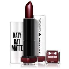 Covergirl Katy Kat Matte Lipstick - CVS.com