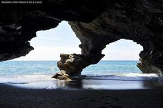 Agios Pavlos cave, southern Rethymnon, Crete, Greece