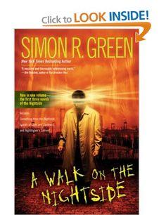 A Walk on the Nightside: Amazon.co.uk: Simon R. Green: Books