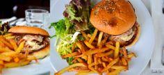 Pork burger - Poulette, Paris 1er - French Food Porn