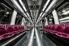 Fotografias em que a simetria é a própria harmonia da imagem. - Chiado Magazine