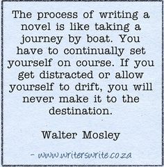 Quotable - Walter Mosley - Writers Write Creative Blog