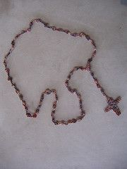 Ravelry: Crocheted Rosary pattern by Ivory Soap
