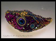 Gorgeous Cuff from Sherry Serafini