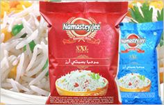 Introducing New Rice variety with new 5kg packing namasteyjee XXL Premium Basmati Rice
