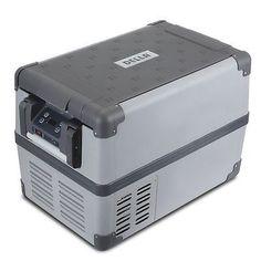b996f3725da 12V Portable 35L Chest Fridge   Freezer USB Outdoor RV Camp Boat Cooler AC  DC