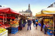 Groningen - Vismarkt