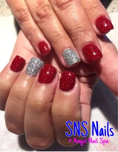 SNS nails (dipping powder) !