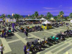 Motoraduno 2012 Ascea Marina