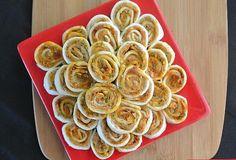 Pesto Tortilla Rollups Recipe | Vegan in the Freezer