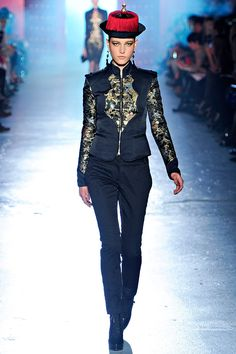 Jason Wu sourced the Orient for inspiration for his Fall 2012 collection. 3fbbe2d7fd19