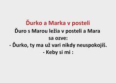 Ďurko a Marka v posteli - Spišiakoviny.eu